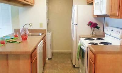 Kitchen, Stone Pointe Village, 0