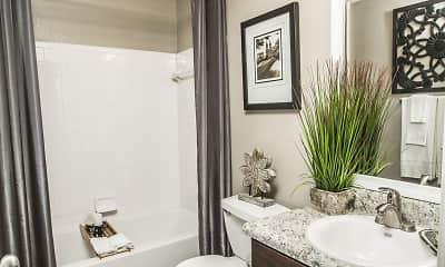 Bathroom, Retreat at Riverside, 2