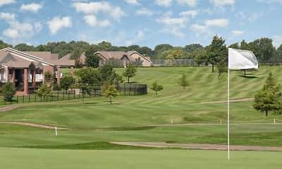 Golf, The Fairways at Derby, 1