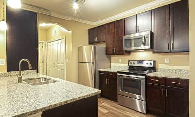 Kitchen, The Oasis At Plainville, 0
