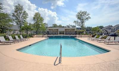 Pool, The Palladian at Jubilee Ridge, 1