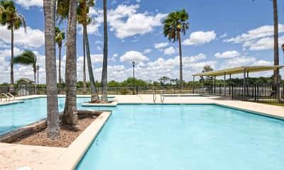 Pool, La Herencia Apartments, 0