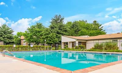 Pool, Laurelwood, 1