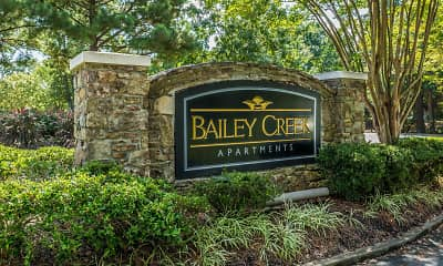 Community Signage, Bailey Creek Apartments, 0