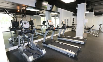 Fitness Weight Room, The Helix at the District, 0