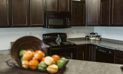 Kitchen, Silver Lake Apartments, 0