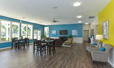 Dining Room, The Creek, 1