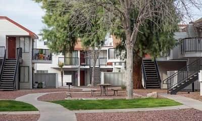 Building, Metro Tucson, 1