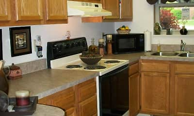 Kitchen, Creekside Townhomes / Cherryhill, 1