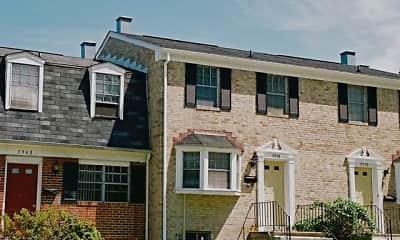 Building, Gardenvillage Apartments & Townhouses, 1