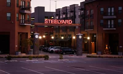Steelyard at Bricktown, 2