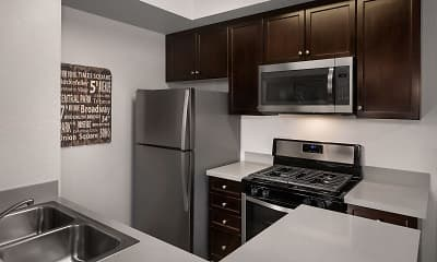 Kitchen, Carmel at Woodcreek West, 0