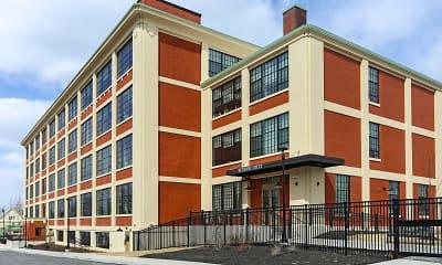 Building, Bethune Lofts, 1