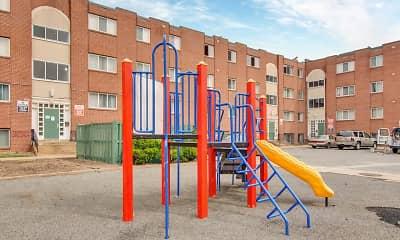 Playground, Pedestal Gardens, 2
