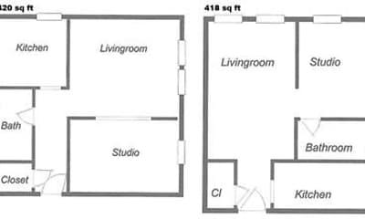 225 Place Apartments, 2