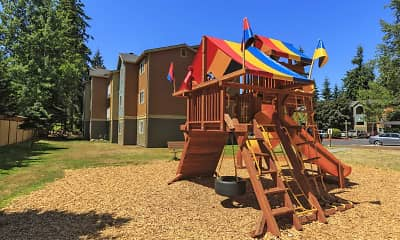 Playground, Waterford Apartments, 2