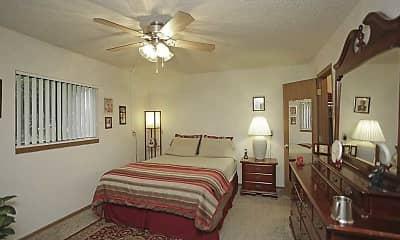 Bedroom, Marina Point, 1