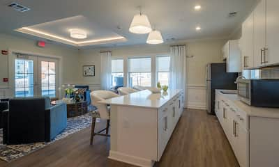 Kitchen, Residences at Riverfront Landing, 2