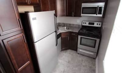 Kitchen, Northside Flats, 2