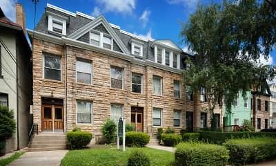 Building, St James Apartments, 0