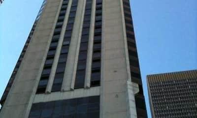 Building, Millennium Park Plaza, 1