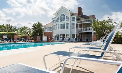 Pool, Sundance Apartments, 1