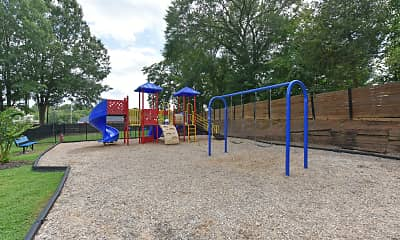 Playground, Alden Apartment Homes, 2