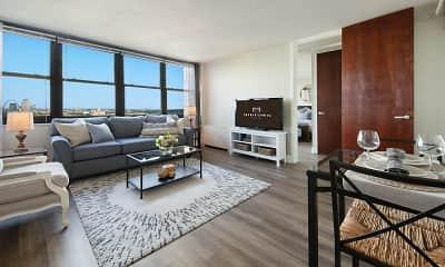 Living Room, Midtown 300, 0