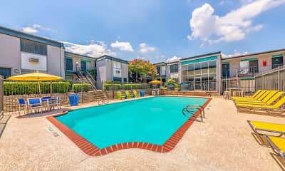 Pool, Alister Apartments, 2