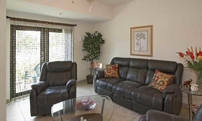 Living Room, La Joya, 1