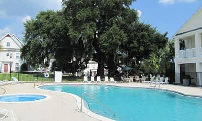Pool, Twin Oaks Southwood, 0