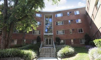 Building, Barclay & Fairfax Court, 0