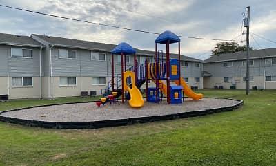 Playground, Mercury West Apartments, 2