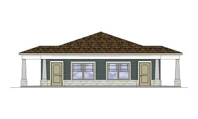 Building, Flagstone Village, 0