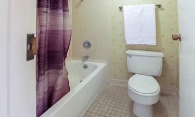 Bathroom, Reno Regency, 2