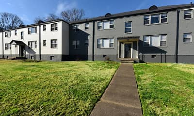 Building, Emerson Apartments, 0