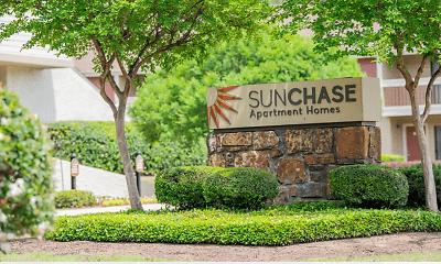 Community Signage, Sunchase Ridgeland Apartments, 0
