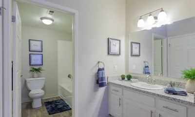 Bathroom, Eastland Hills, 2