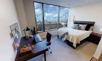 Bedroom, Redwood Campus Center, 0