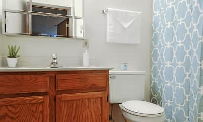 Bathroom, The Edgerton, 2