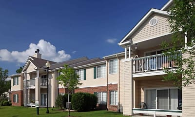 Building, Windsor Oaks Apartment Homes, 1