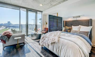 Bedroom, Skyhouse Frisco Station, 1