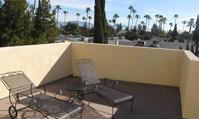 Patio / Deck, Haleakala Luxury Apartment Homes, 1