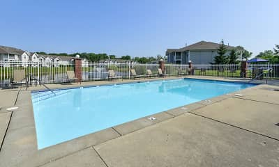 Pool, Avon Creek Apartments, 0