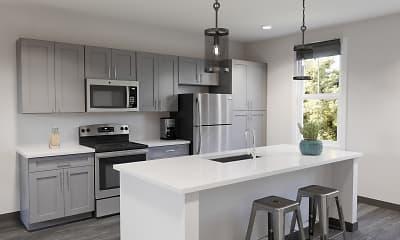 Kitchen, Atlas on 17th, 1