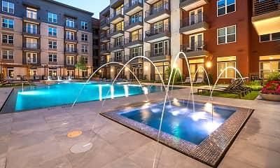 Pool, Modera Dallas Midtown, 1
