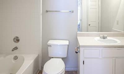 Bathroom, University Hill, 2