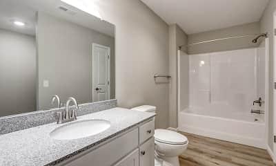 Bathroom, Wilcox Meadows Apartment Homes, 2