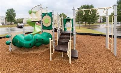 Playground, Willow Creek, 2