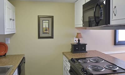Kitchen, Mobile Property Two, 2